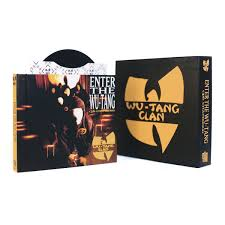 GET56033-7 - <b>Wu Tang Clan</b> - <b>Enter</b> The Wu-Tang (36 Chambers ...