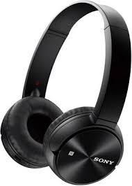 <b>Накладные наушники Sony MDR-ZX</b> 330 BT купить в интернет ...