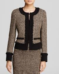 <b>BASLER Jacket</b> - Jewel Trim Tweed | Bloomingdale's | Vestuário ...