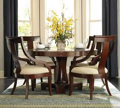 Round Dining Room Tables For 8 Dining Extending Round Dining Table And Chairs High Gloss White