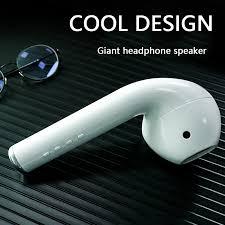 <b>Funny Big Headset</b> Design Bluetooth Speaker Portable Wireless ...