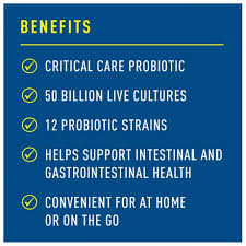 Renew Life <b>Ultimate</b> Flora Critical <b>Care Go Pack</b>, Probiotic, 50 ...