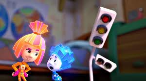 <b>Фиксики</b> - Лучшие серии про <b>Электричество</b> | Сборник / Fixiki ...