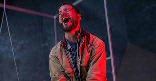 <b>Upgrade</b> is set up as a colorful near-future thriller, but it's actually ...