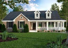 ideas about Ranch House Plans on Pinterest   House plans    Great Little Ranch House Plan   D   Country  Ranch  Traditional  st Floor