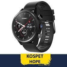 <b>KOSPET</b> Hope <b>4G</b> Smartwatch Android 7.1 3GB RAM 32GB ROM ...