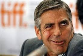 George Clooney Will Bring Star Power, Oscar winners this July to Milton Ontario [April Fools Joke] - 266521_George_Clooney_Funny_Face_1_445x299_591w