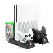 Numskull Xbox One Multi Function <b>5</b> In <b>1 Docking Station</b> / Console ...