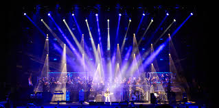 clay paky with ligabue and j campanas spectacular lighting design lighting design images