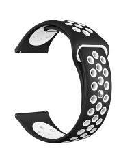 Спортивный универсальный силиконовый <b>ремешок для часов</b> ...