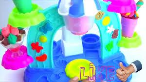 Плей до пластилин <b>набор</b> Фабрика <b>мороженого</b> Лепим из ...