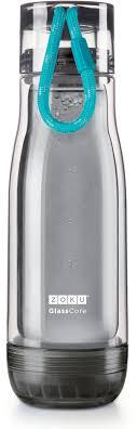"""<b>Бутылка</b> для воды Zoku """"<b>Active</b>"""", цвет: голубой, 480 мл по ..."""