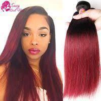 <b>Hanne</b> Light Grey <b>Ombre Hair</b> Extensions 3/4Pcs 1B Grey Straight ...