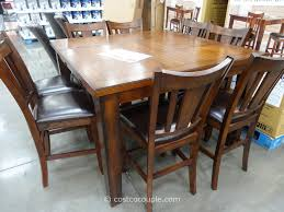 Dining Room Set Counter Height Maccauley Piece Counter Height Dining Set San Diego Pub Height