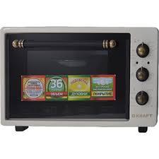 <b>Мини</b>-<b>печь Kraft KF-MO</b> 3601 BG Retro - характеристики ...