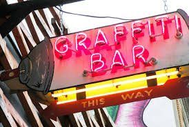 Image result for graffiti bar philadelphia menu