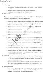 Icu Rn Resume  head nurse resume  nursing experience resume     Machine Operator Resume Examples resume