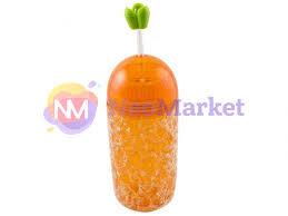 <b>Термокружка Эврика Ледяной стакан</b> Морковка 350ml 99016 ...