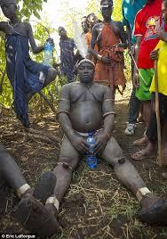 Image result for bodi or me'en tribe