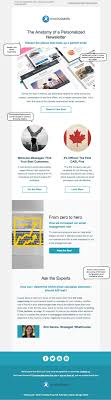 email marketing newsletter weekly what makes up our newsletter