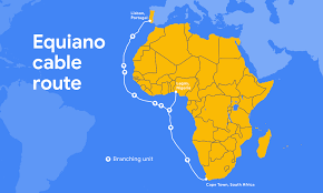 Introducing Equiano, a subsea cable from <b>Portugal</b> to South Africa ...