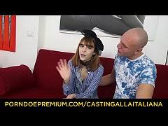 Casting Alla Italiana - Petite Girl Yukikon Boned In Hairy Cunt - xxx ...