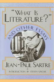 com what is literature and other essays  and other essays 9780674950849 jean paul sartre steven ungar books