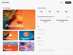 Postmates | Gift Card Balance Check | Balance Enquiry, Links ...