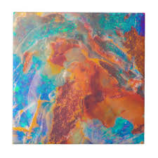 <b>Glitter Marble</b> Decorative Ceramic Tiles | Zazzle