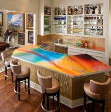 captivating kitchen looks with cool bar top ideas cool kitchen lighting plus small bar stools awesome home bar decor small