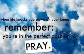 Inspirational Quote of the Day~Good Morning~Pray   Inspirational ... via Relatably.com