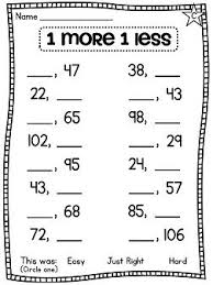 1000+ images about One more and one less on Pinterest | Number ...One more one less differentiated worksheets!