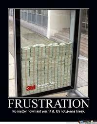 Frustration by sinder - Meme Center via Relatably.com