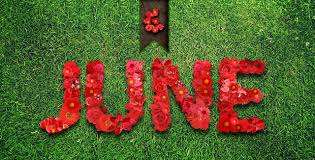 Happy new month June photos
