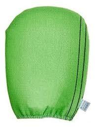 <b>Мочалка</b>-<b>варежка для душа</b> Viscose Exfoliating Body Towel 12см ...