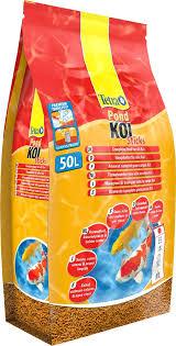 """<b>Корм</b> сухой <b>Tetra</b> """"<b>Pond</b>. <b>Koi</b> Sticks"""" для прудовых рыб, палочки, 50 ..."""