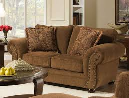 Upholstery Living Room Furniture Simmons 4277 Outback 3 Pc Living Room Sofa Loveseat Chair 4277