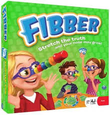 <b>Spin Master Games Fibber</b> Board Game : Buy Online at Best Price in ...