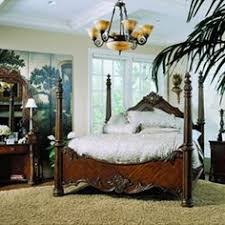 pulaski edwardian bedroom king tall post bed antique pulaski apothecary style