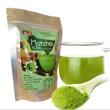 80 г * 5 шт = 400 г <b>органический зеленый чай</b> Матча порошок для ...