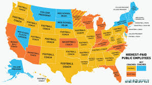 Image result for highest paid public map