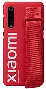 MI 9 <b>URBAN HAND STRAP</b> CASE RED: Amazon.co.uk: Electronics