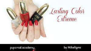 How To: Lasting Color <b>Extreme</b> by Mikeligna | NAIL STYLE - YouTube