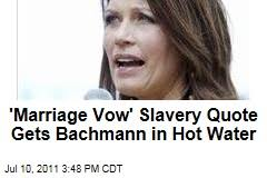 Michele Bachmann Quotes And Comments. QuotesGram via Relatably.com
