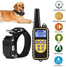 GXSQLW <b>800m</b> Remote pet Dog Training Collar, <b>880</b> Yards ...