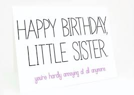 Happy Birthday Wishes and Quotes for Your Sister via Relatably.com
