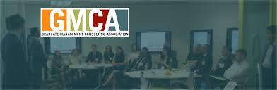 gmca graduate management consulting association