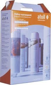 Купить <b>набор префильтров atoll №202</b> std (для a-575, a-550, a ...