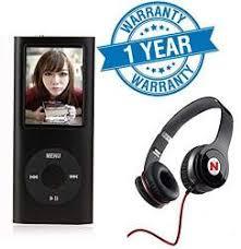 With AAA Grade Stereo Headphones with <b>High</b>