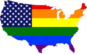 Image result for lgbt american flag